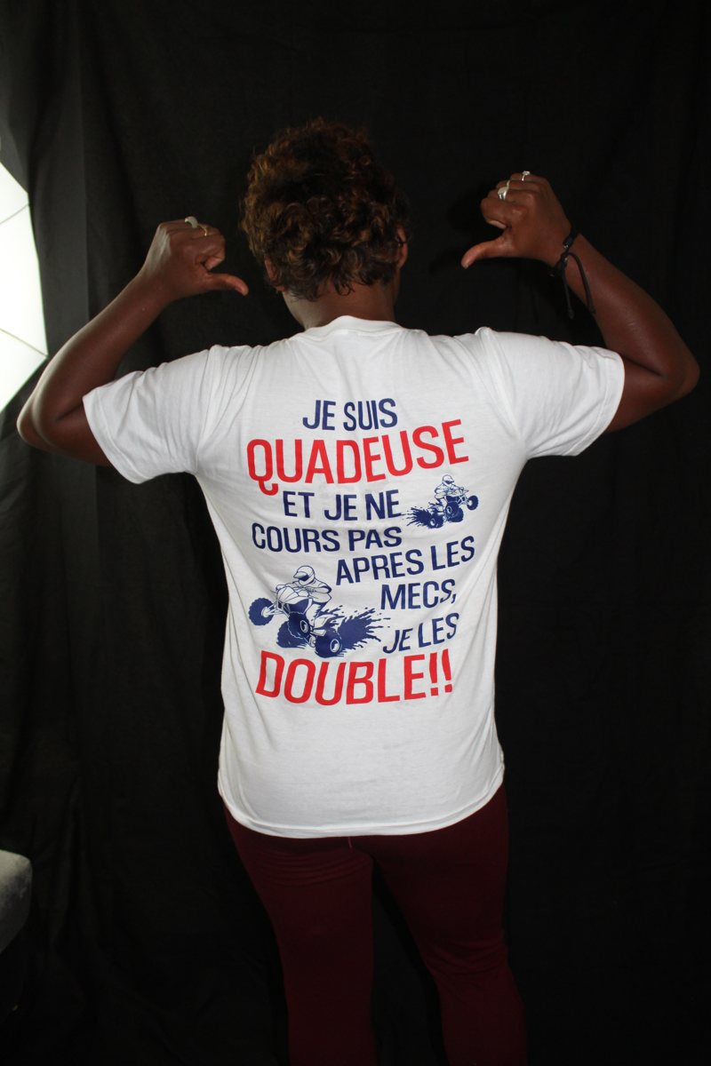 Tee Shirt Quadeuse